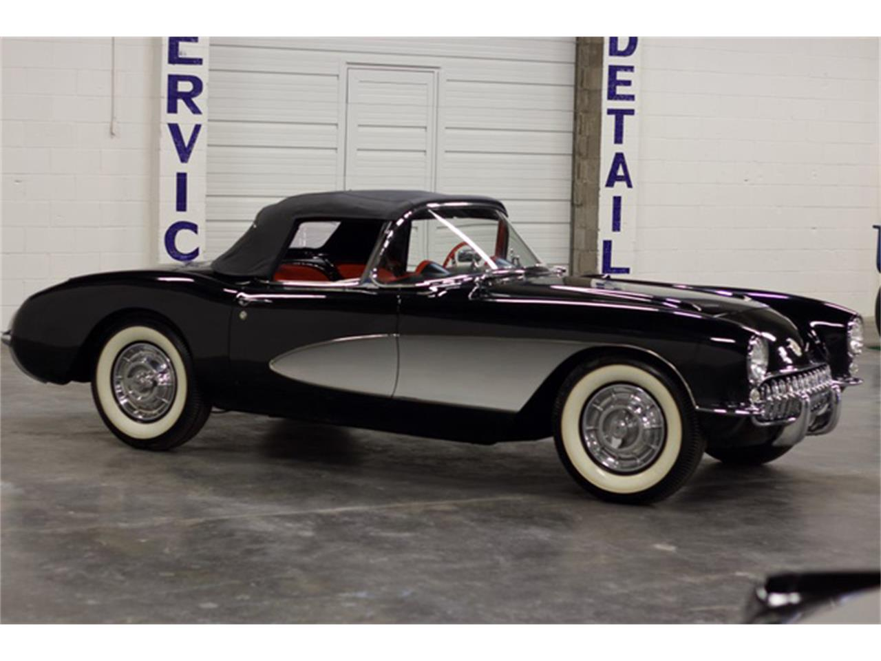 1957 Chevrolet Corvette (CC-1375127) for sale in Jackson, Mississippi