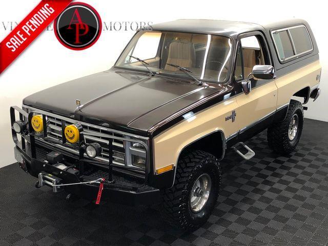 1985 Chevrolet Blazer (CC-1375130) for sale in Statesville, North Carolina