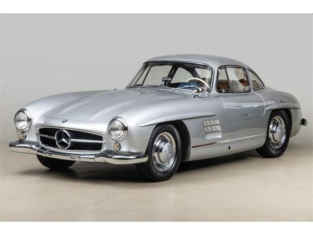 1955 Mercedes-Benz 300SL (CC-1375134) for sale in Scotts Valley, California