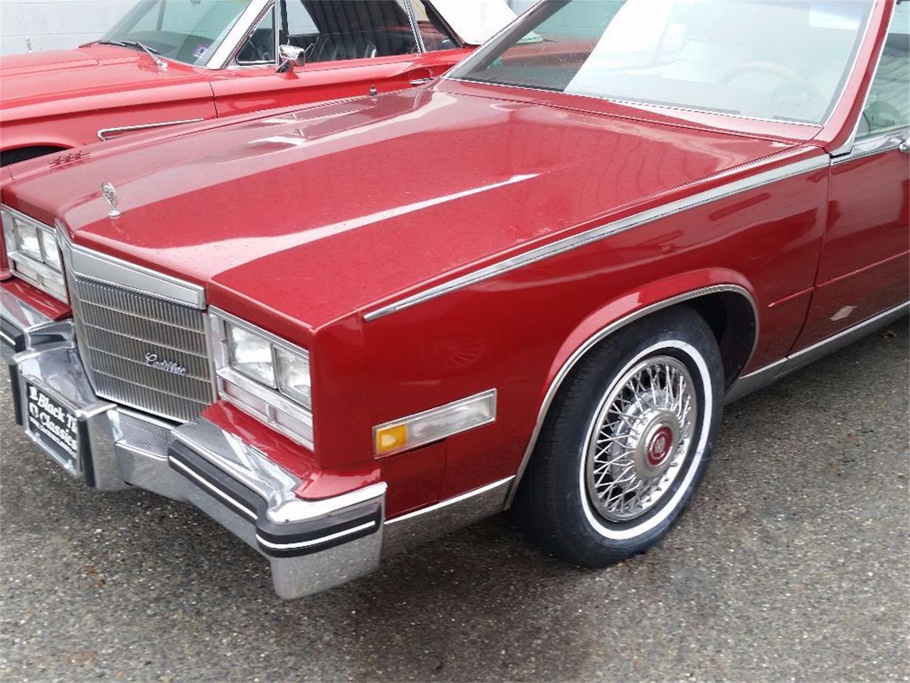 1985 Cadillac Eldorado (CC-1375137) for sale in Stratford, New Jersey