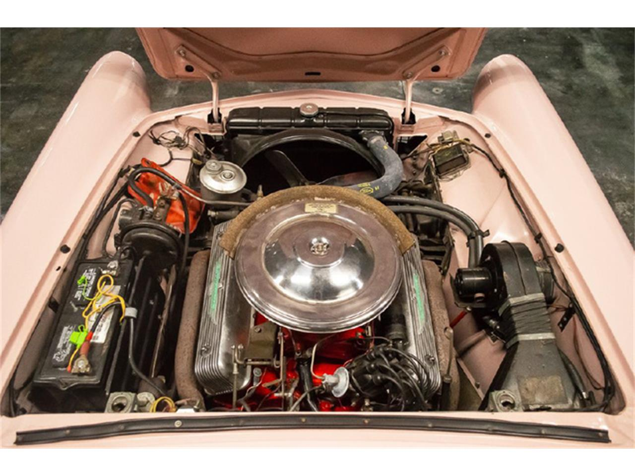 1957 Ford Thunderbird (CC-1375142) for sale in Jackson, Mississippi