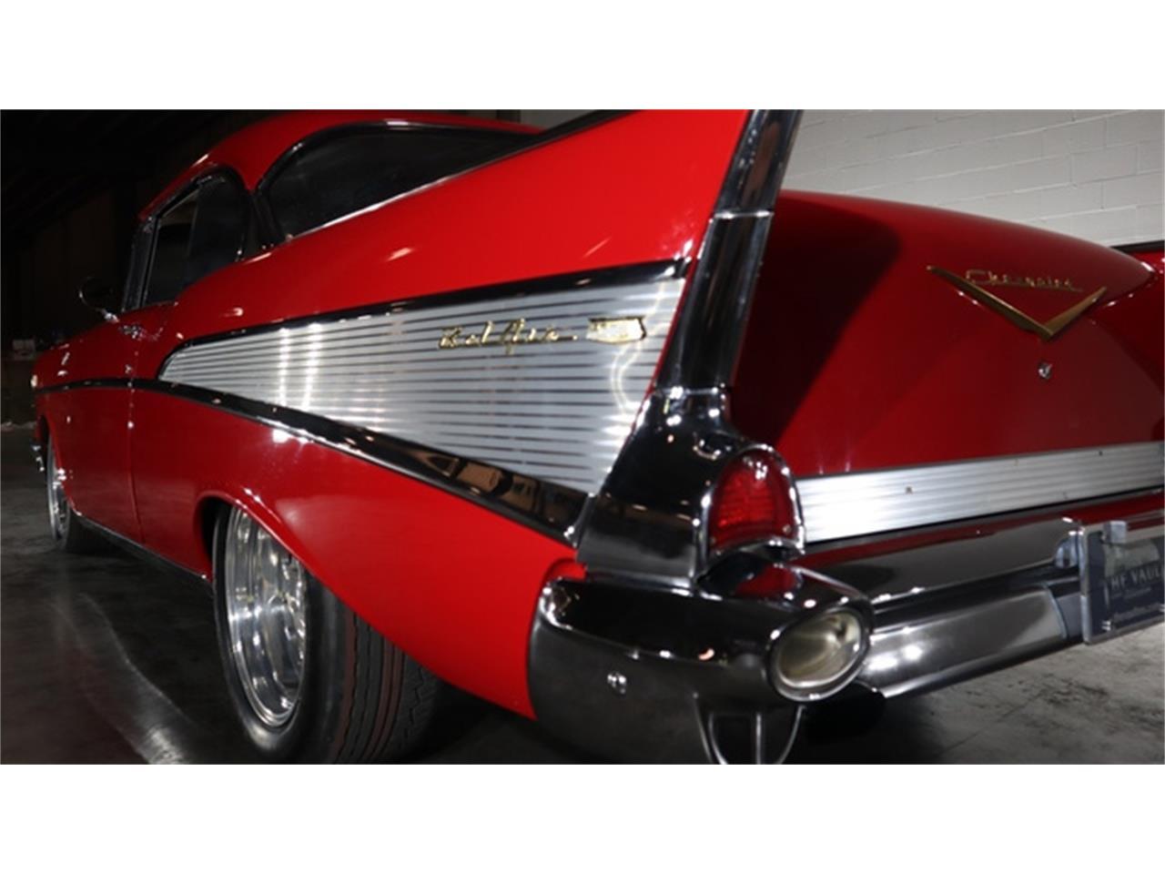 1957 Chevrolet Bel Air (CC-1375148) for sale in Jackson, Mississippi
