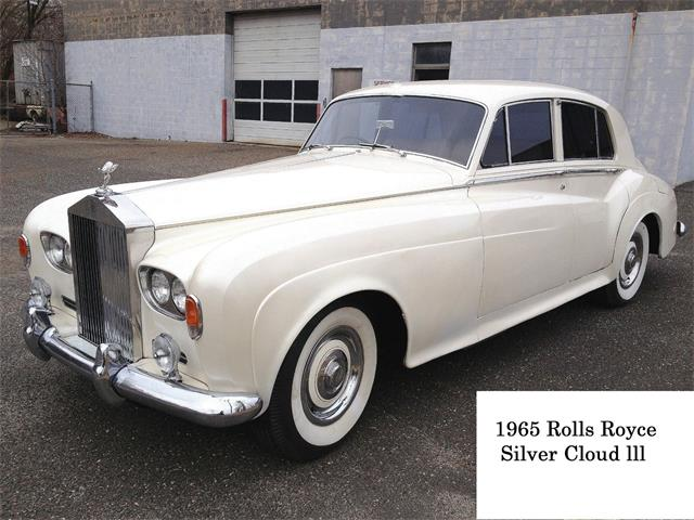 1965 Rolls-Royce Silver Cloud III (CC-1375156) for sale in Stratford, New Jersey
