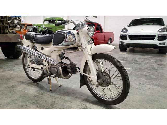 1965 Honda Motorcycle