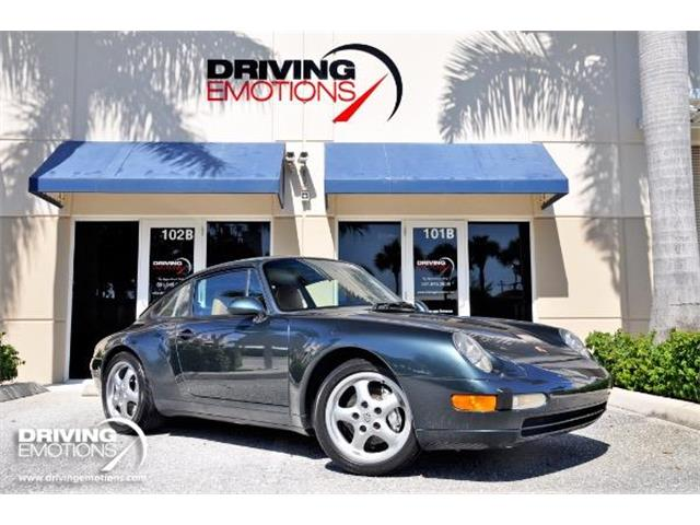 1995 Porsche 911 Carrera (CC-1375160) for sale in West Palm Beach, Florida