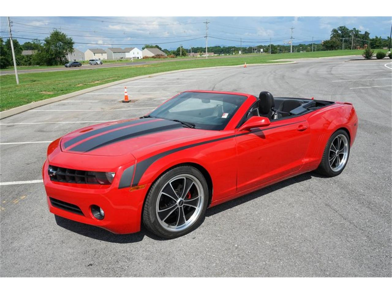 2013 Chevrolet Camaro (CC-1375184) for sale in Lenoir City, Tennessee