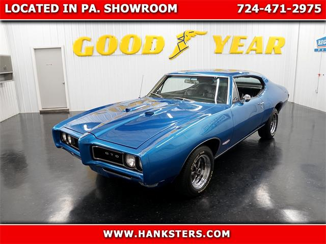 1968 Pontiac GTO (CC-1375185) for sale in Homer City, Pennsylvania