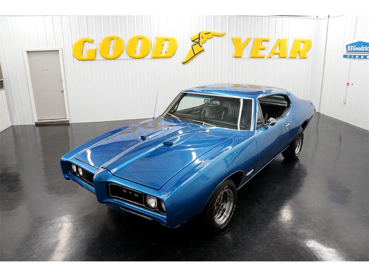 1968 Pontiac GTO (CC-1375185) for sale in Homer City, Pennsylvania