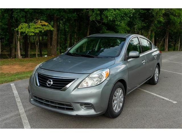 2014 Nissan Versa (CC-1375187) for sale in Lenoir City, Tennessee