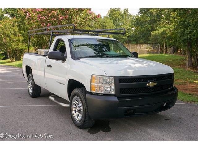 2008 Chevrolet Silverado (CC-1375189) for sale in Lenoir City, Tennessee