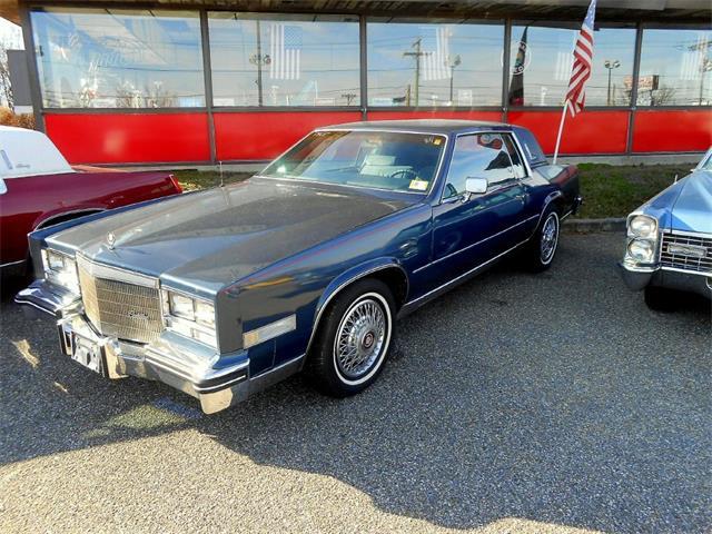 1985 Cadillac Eldorado (CC-1375193) for sale in Stratford, New Jersey