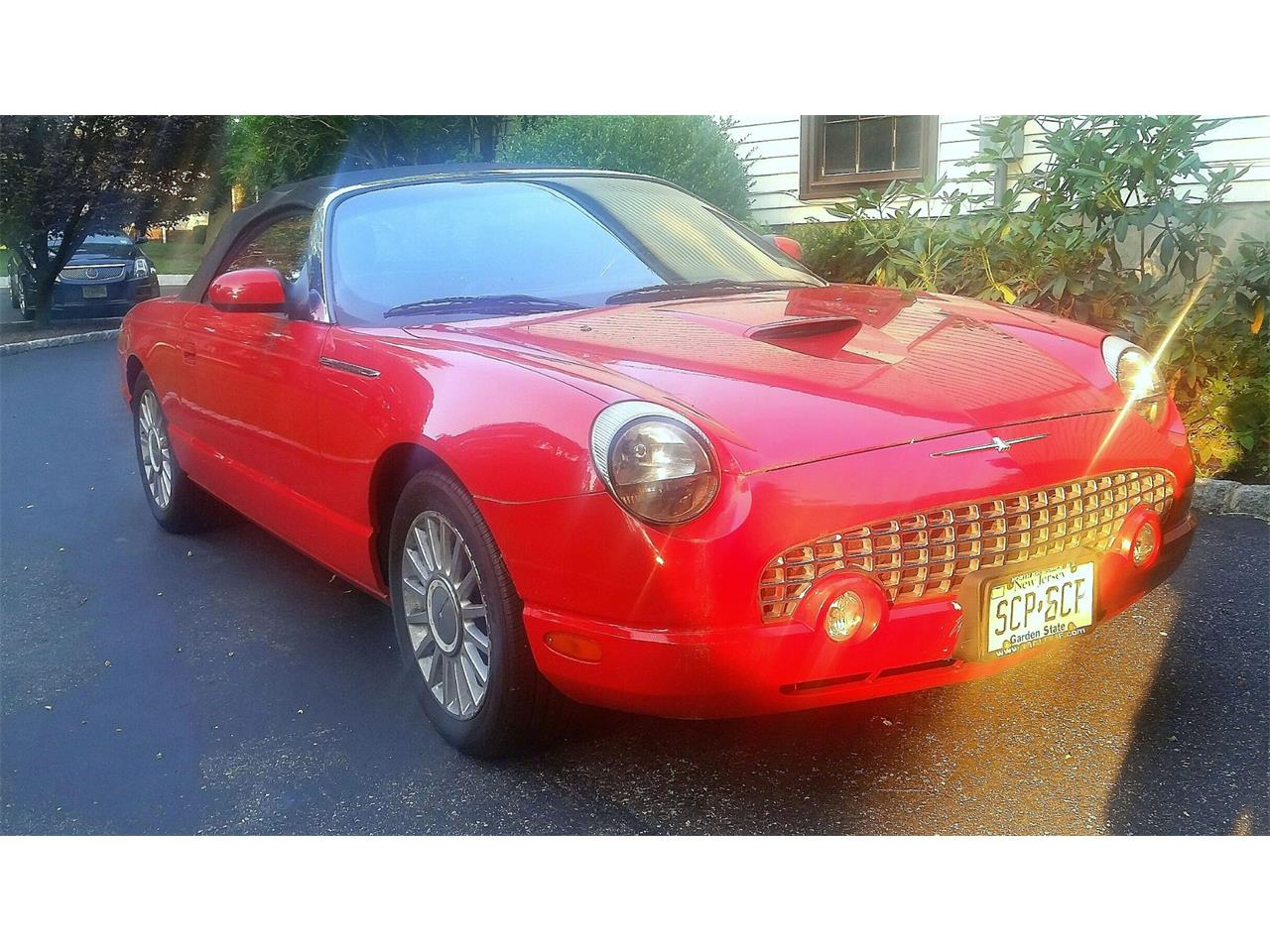 2005 Ford Thunderbird (CC-1375200) for sale in Stratford, New Jersey