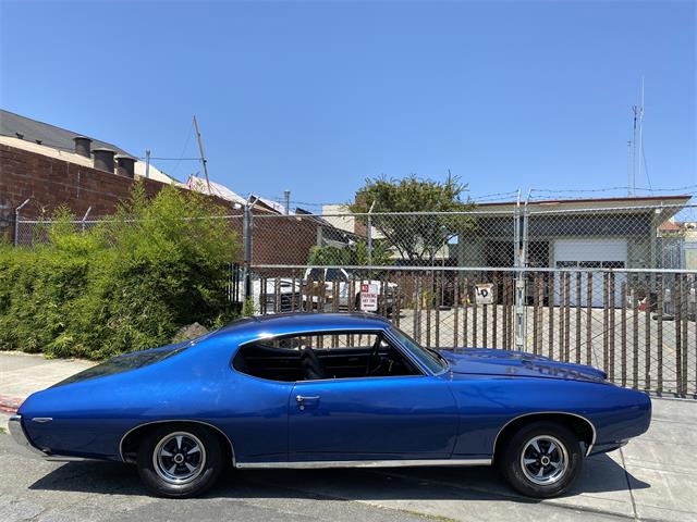1969 Pontiac GTO (CC-1375201) for sale in OAKLAND, California