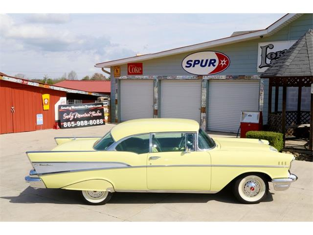 1957 Chevrolet Bel Air (CC-1375204) for sale in Lenoir City, Tennessee