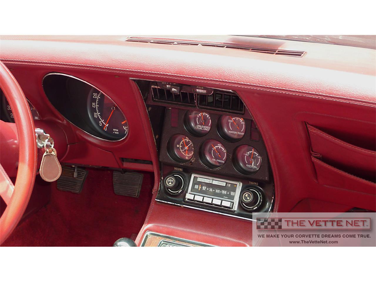 1975 Chevrolet Corvette (CC-1375206) for sale in Sarasota, Florida