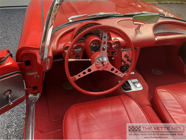 1959 Chevrolet Corvette (CC-1375207) for sale in Sarasota, Florida