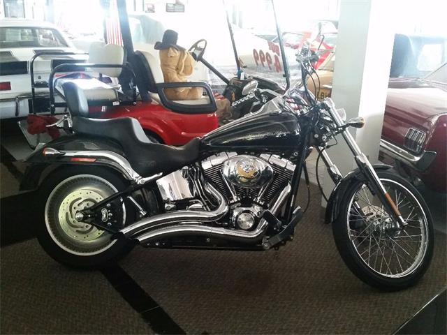 2005 Harley-Davidson FXS (CC-1375214) for sale in Stratford, New Jersey