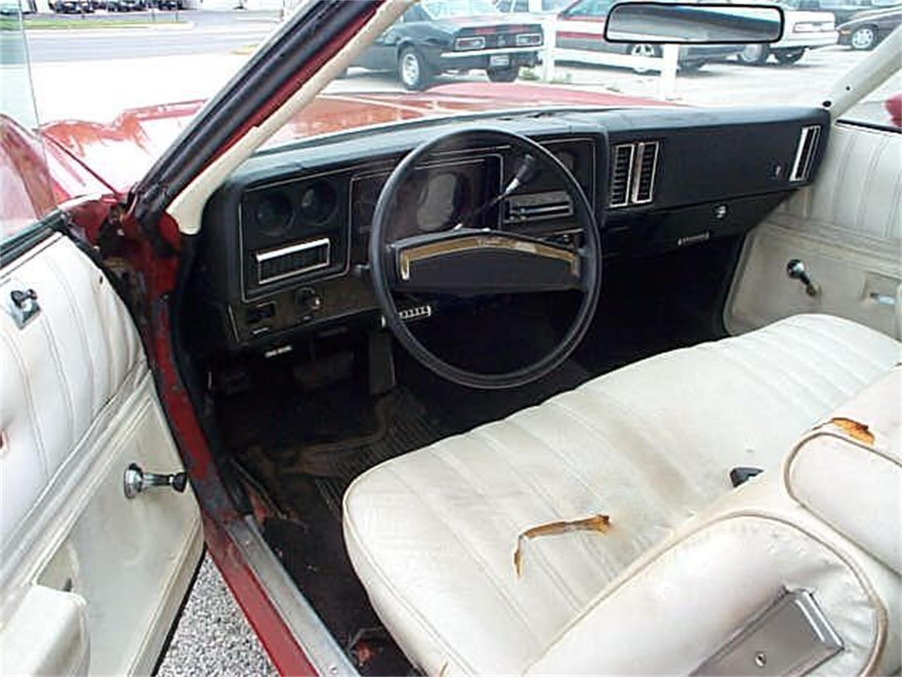 1975 Chevrolet Monte Carlo (CC-1375215) for sale in Stratford, New Jersey