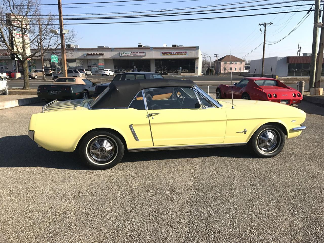 1965 Ford Mustang (CC-1375217) for sale in Stratford, New Jersey