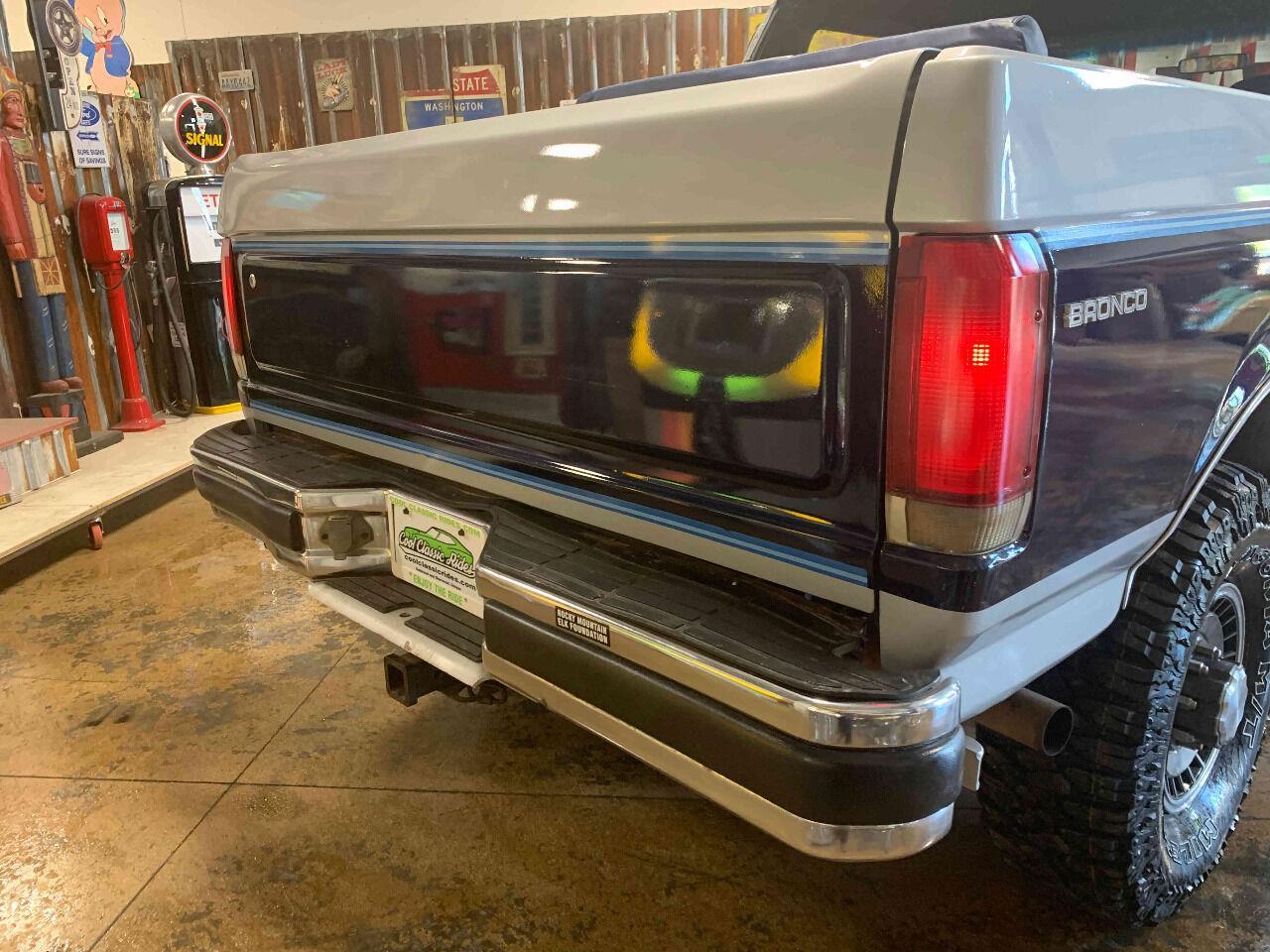 1989 Ford Bronco (CC-1375218) for sale in Redmond, Oregon