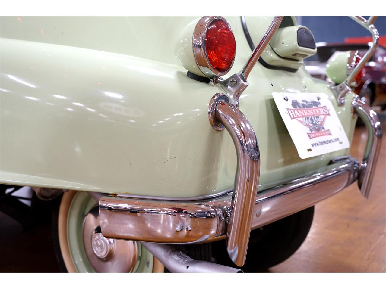 1957 BMW Isetta (CC-1375230) for sale in Homer City, Pennsylvania