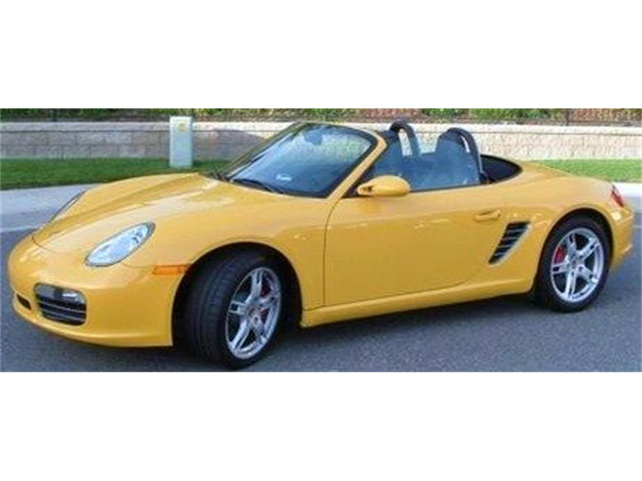 2005 Porsche Boxster (CC-1375233) for sale in Stratford, New Jersey