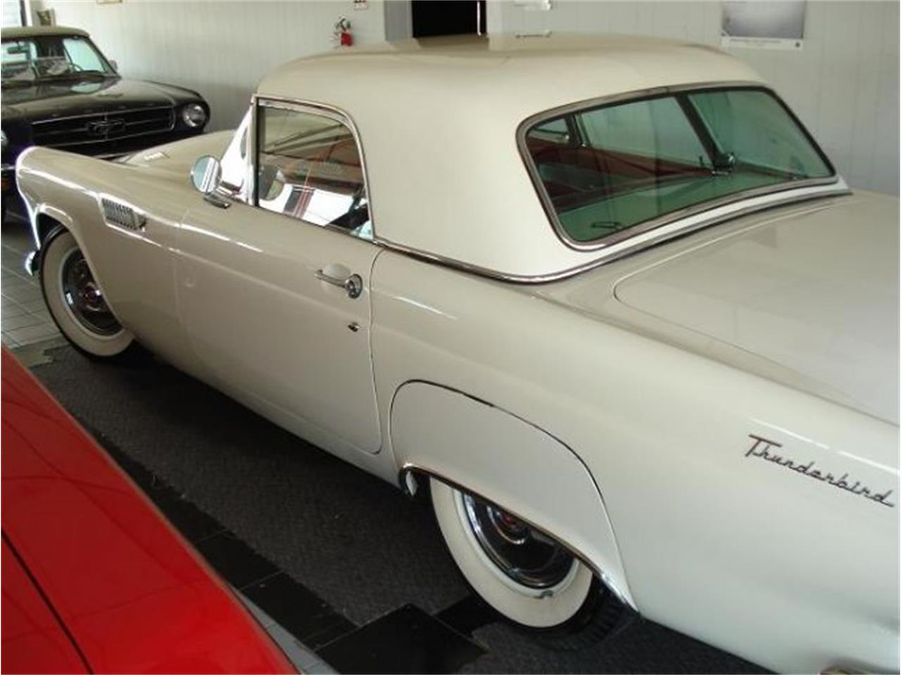 1955 Ford Thunderbird (CC-1375235) for sale in Stratford, New Jersey