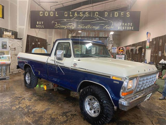 1978 Ford F250 (CC-1375242) for sale in Redmond, Oregon