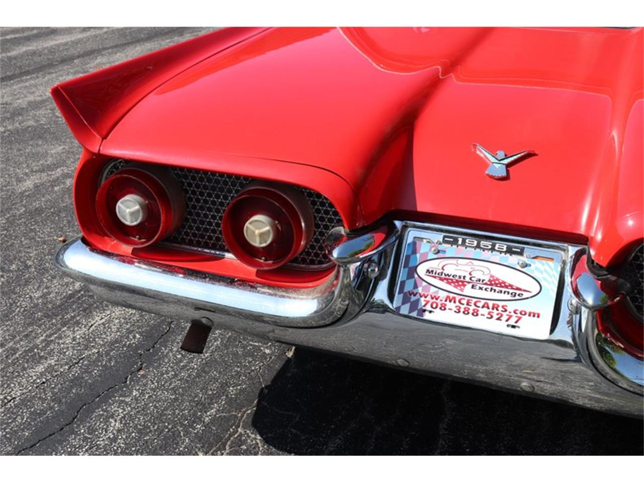 1958 Ford Thunderbird (CC-1375247) for sale in Alsip, Illinois