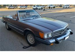 1985 Mercedes-Benz 380SL (CC-1375249) for sale in Lake Hiawatha, New Jersey