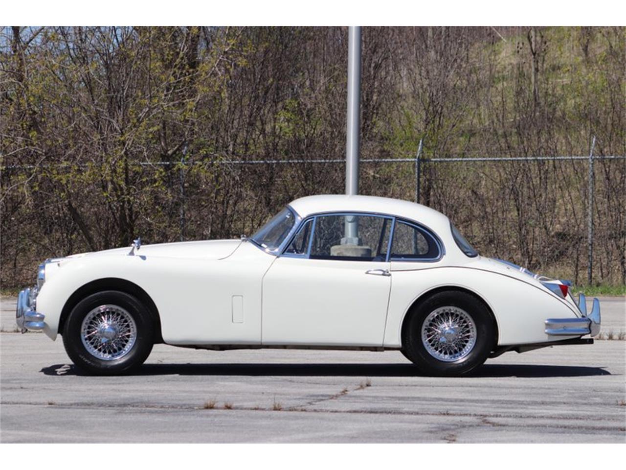 1958 Jaguar XK150 (CC-1375257) for sale in Alsip, Illinois
