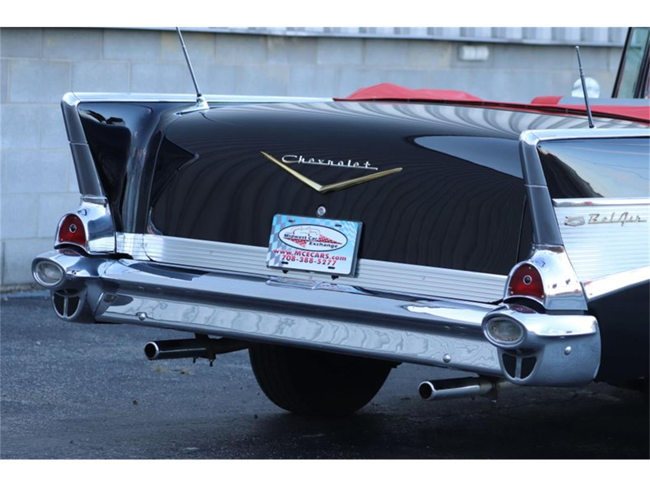 1957 Chevrolet Bel Air (CC-1375262) for sale in Alsip, Illinois