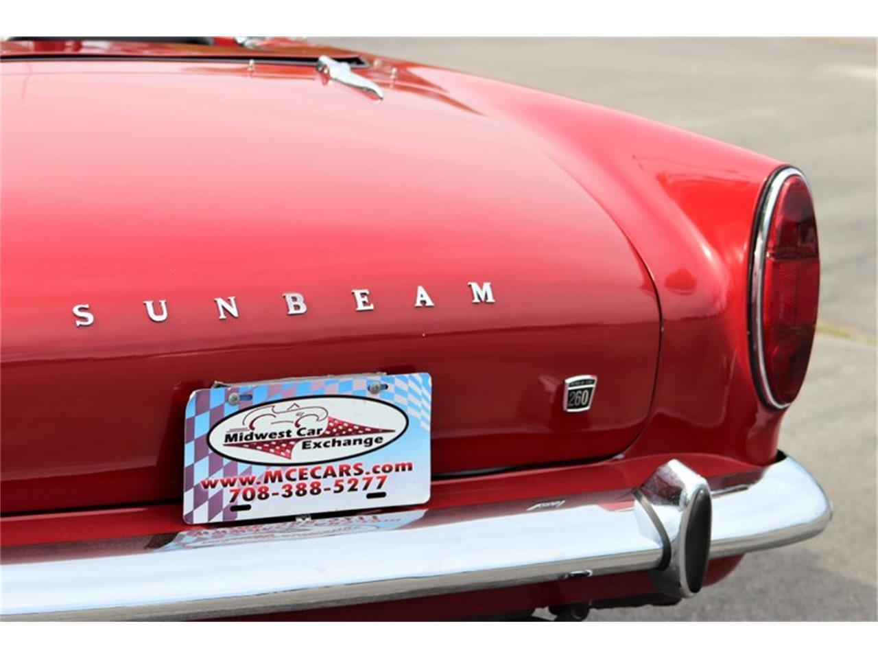 1965 Sunbeam Tiger (CC-1375271) for sale in Alsip, Illinois
