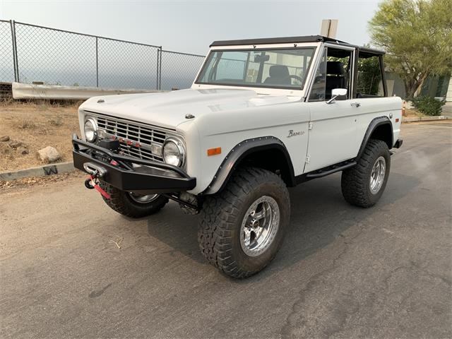 1972 Ford Bronco (CC-1375273) for sale in chatsworth, California