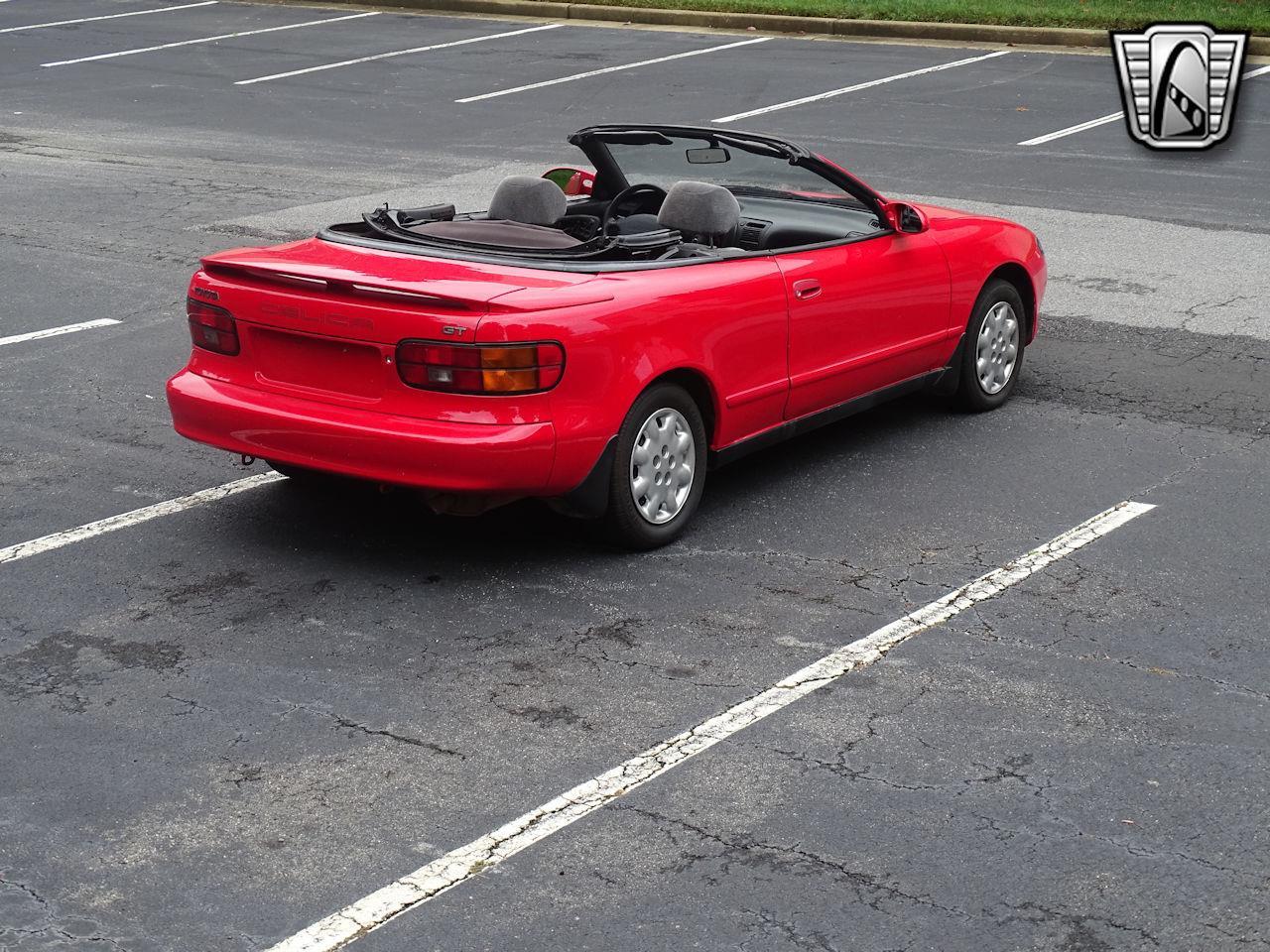 1991 Toyota Celica (CC-1375279) for sale in O'Fallon, Illinois