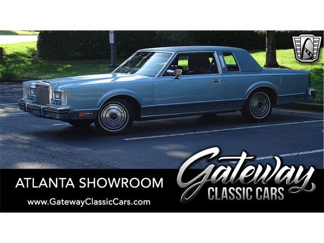 1981 Lincoln Town Car (CC-1375280) for sale in O'Fallon, Illinois