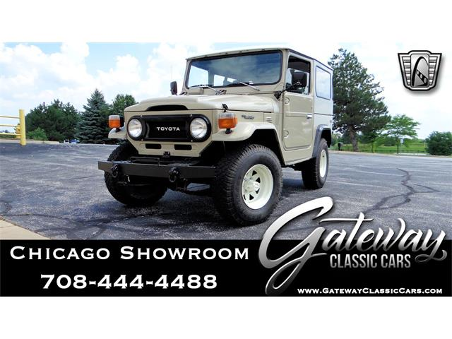 1975 Toyota Land Cruiser FJ40 (CC-1375290) for sale in O'Fallon, Illinois