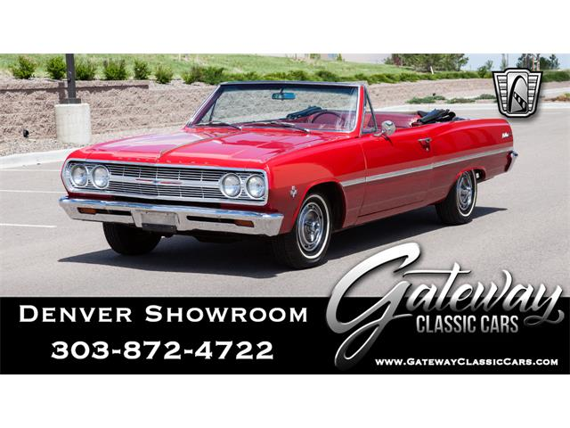 1965 Chevrolet Malibu (CC-1375305) for sale in O'Fallon, Illinois