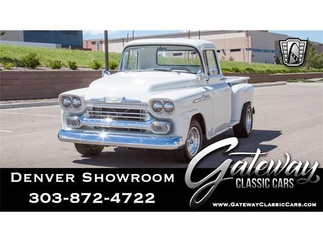 1958 Chevrolet Apache (CC-1375306) for sale in O'Fallon, Illinois