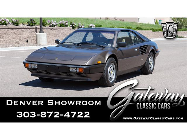 1985 Ferrari Mondial (CC-1375307) for sale in O'Fallon, Illinois