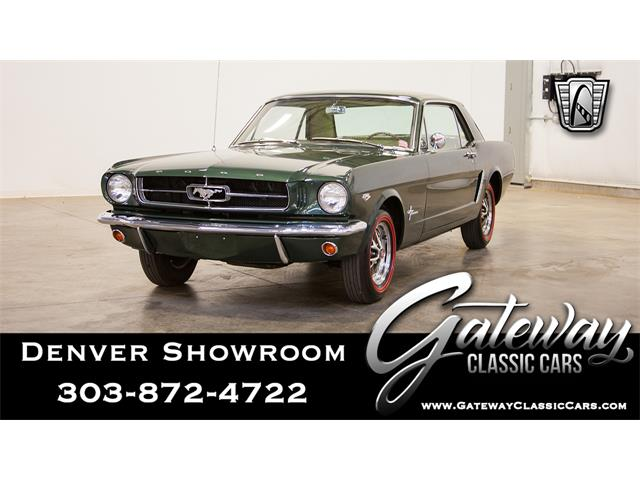 1965 Ford Mustang (CC-1375310) for sale in O'Fallon, Illinois