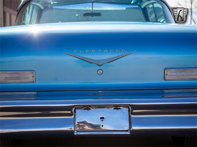 1957 Cadillac Fleetwood (CC-1375317) for sale in O'Fallon, Illinois