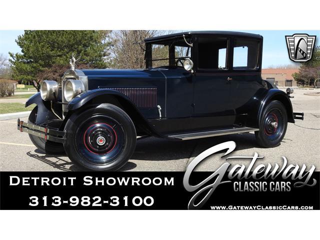 1925 Packard Opera
