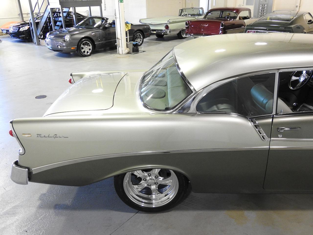 1956 Chevrolet Bel Air (CC-1375343) for sale in O'Fallon, Illinois