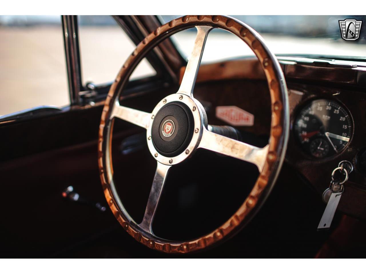 1957 Jaguar XK140 (CC-1375370) for sale in O'Fallon, Illinois