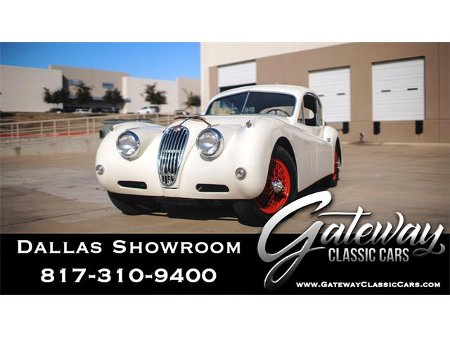 1957 Jaguar XK140 (CC-1375370) for sale in O'Fallon, Illinois