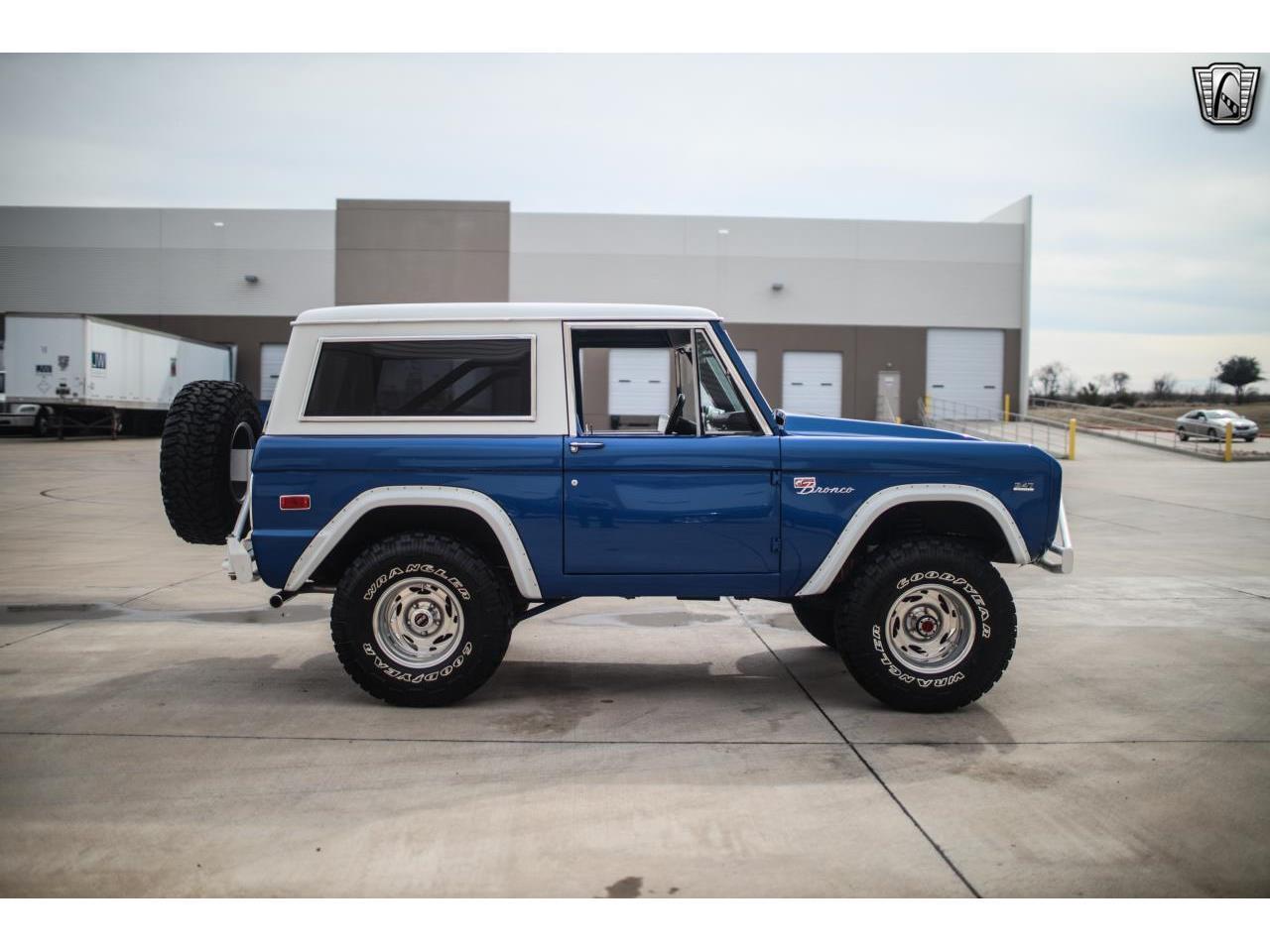 1975 Ford Bronco (CC-1375383) for sale in O'Fallon, Illinois