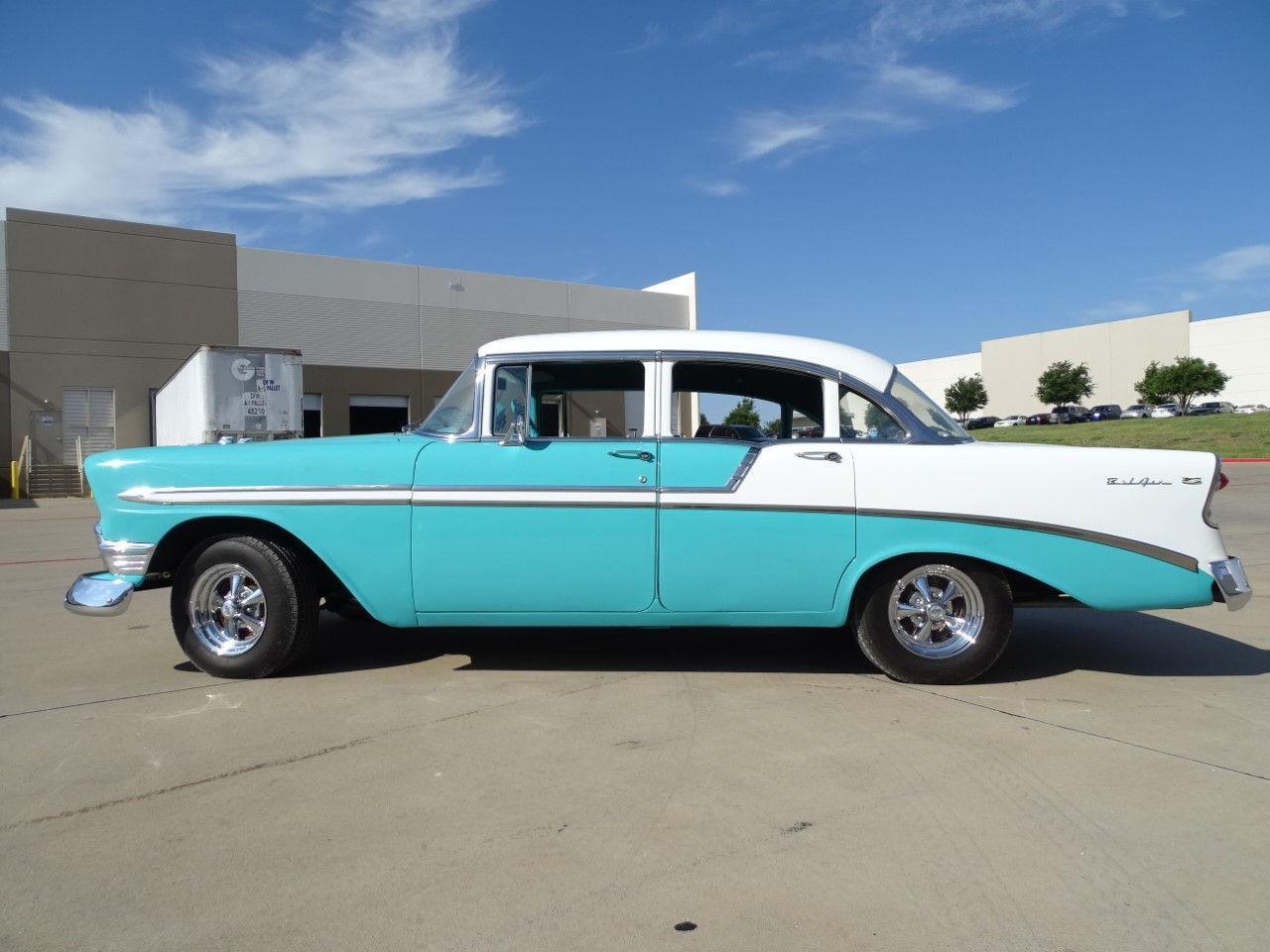 1956 Chevrolet Bel Air (CC-1375394) for sale in O'Fallon, Illinois