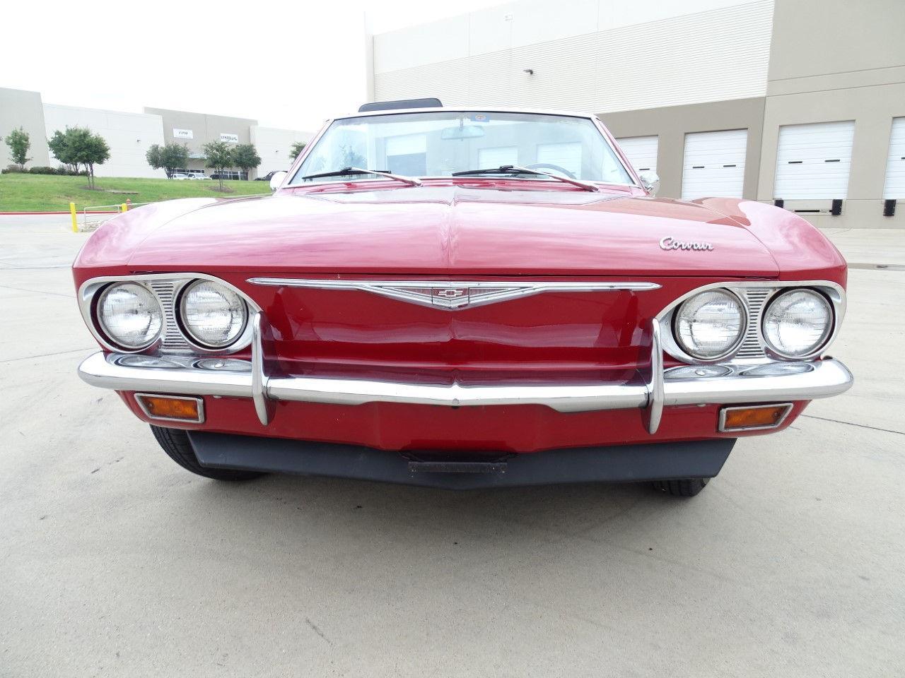 1965 Chevrolet Corvair (CC-1375400) for sale in O'Fallon, Illinois