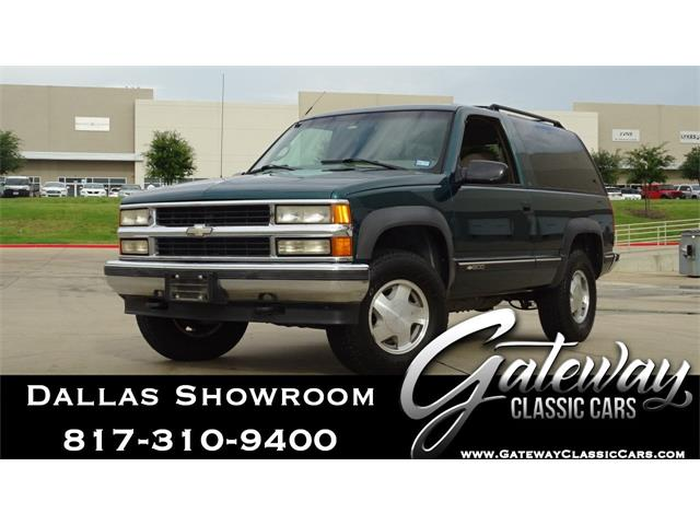 1997 Chevrolet Tahoe (CC-1375404) for sale in O'Fallon, Illinois